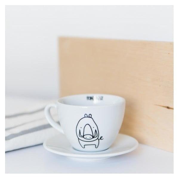 Hrnek na kávu Boar, 200 ml