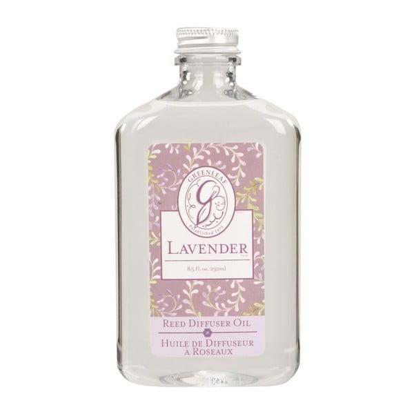 Vonný olej do difuzérů Greenleaf Lavender, 250ml