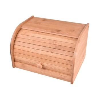 Recipient din bambus pentru pâine Bambum Vitalis Bread Box Small imagine