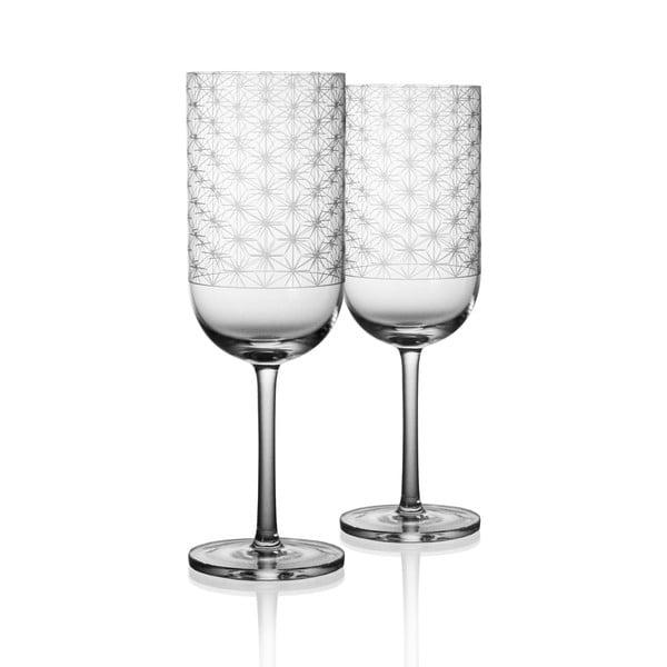 Sklenky Bílé víno 420 ml