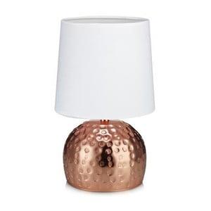 Měděná stolní lampa Markslöjd Hammer