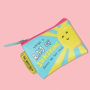 Kosmetická taštička / peněženka Happy News Ray of Sunshine