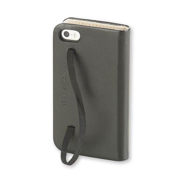 Černý obal na iPhone 5/5S Moleskine