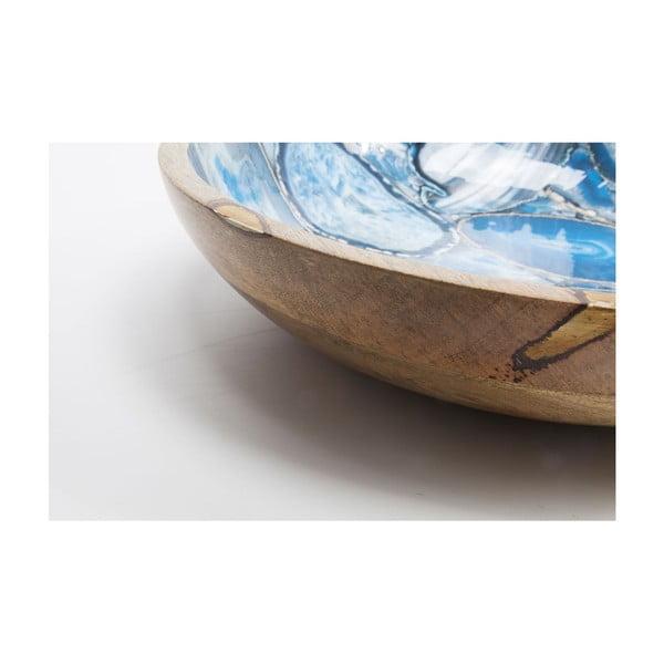 Mísa z mangového dřeva Kare Design Achat Big