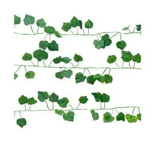 Světelný řetěz s motivy lístků Kikkerland Tree