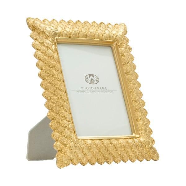 Ramă foto Mauro Ferretti Scale, 15 x 20 cm, auriu