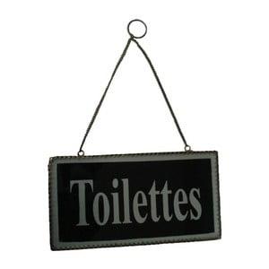 Plăcuță pentru ușă Antic Line Plaque Toilettes