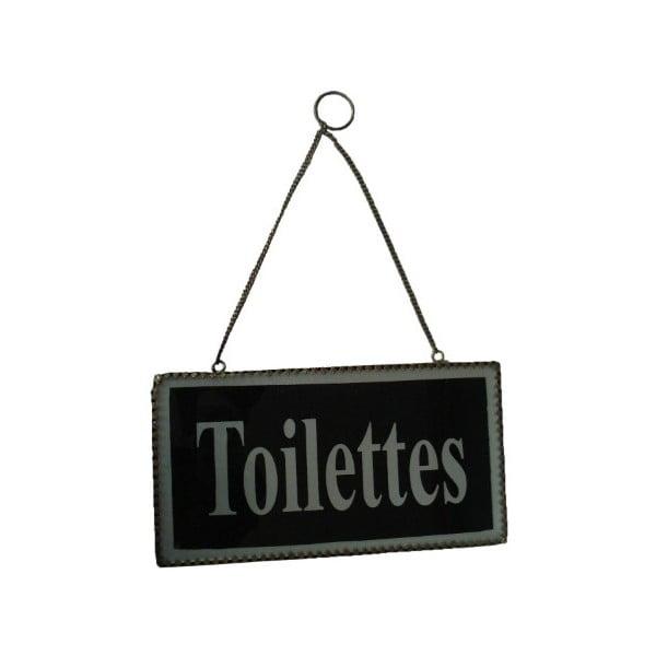 Cedulka na dveře AnticLine Plaque Toilettes