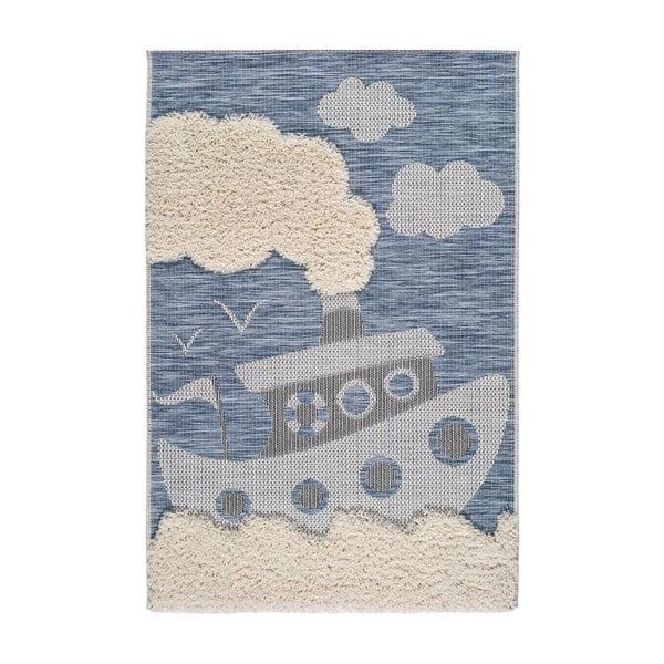 Dziecięcy dywan Universal Chinki Boat, 115x170 cm