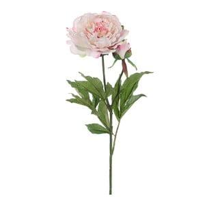 Umělá květina Peonyrose Light Pink, 71 cm