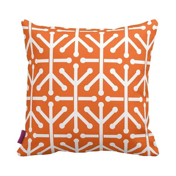Polštář Diod Orange, 43x43 cm