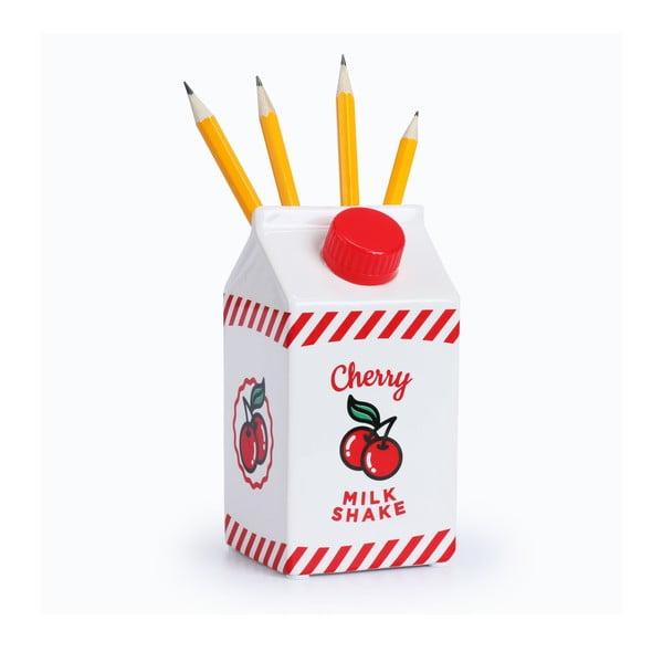 Stojánek na tužky Just Mustard Cherry