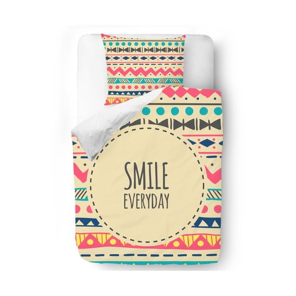 Povlečení Smile Everyday, 140x200 cm
