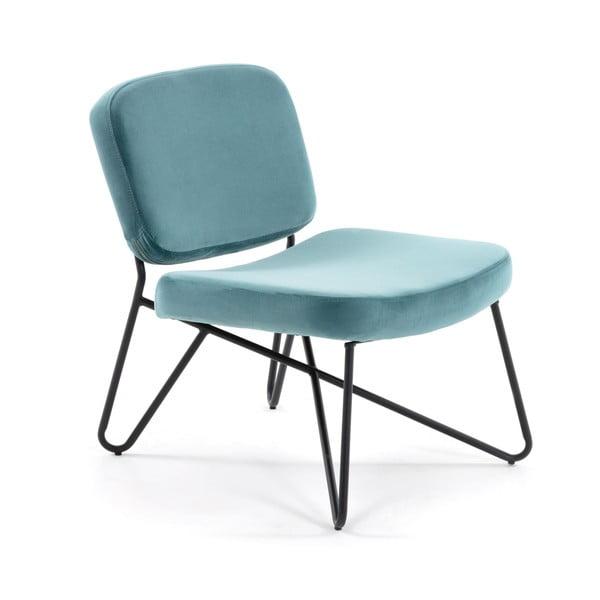 Zielony fotel La Forma Circuit