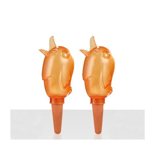Zavlažovače menší, oranžové, 2 ks