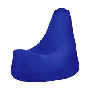 Modrý sedací vak Sit and Chill Borocay