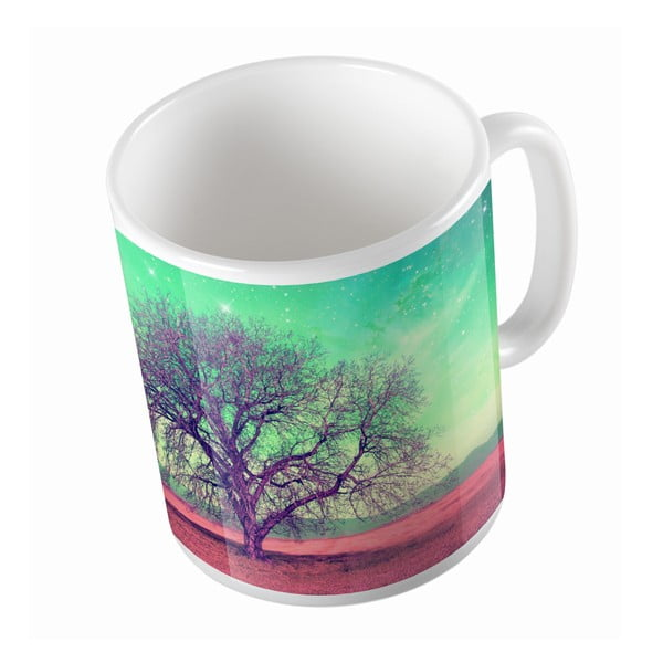Keramický hrnek Magic Tree, 330 ml