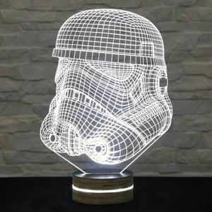 3D stolní lampa Mask