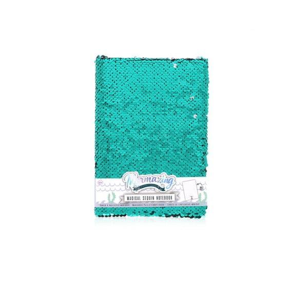 Zápisník npw™ Mermaid Scaly Notebook