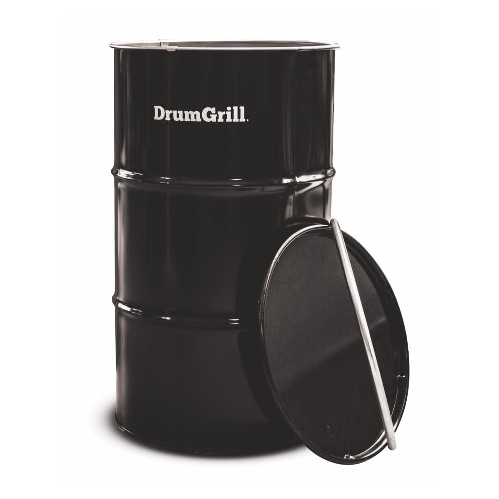 Nerezový gril v provedení barelu DrumGrills Medium,mřížka Ø46cm