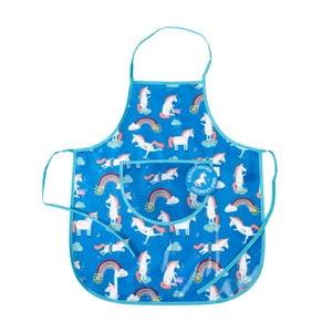 Dětská kuchařská zástěra s jednorožci Rex London