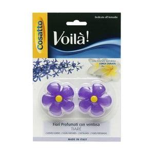 Sada 2 parfémovaných květin s vůní gardénie Cosatto