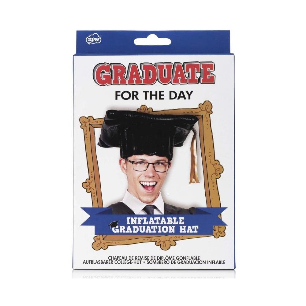 Nafukovací klobouk na promoci NPW Graduation Hat