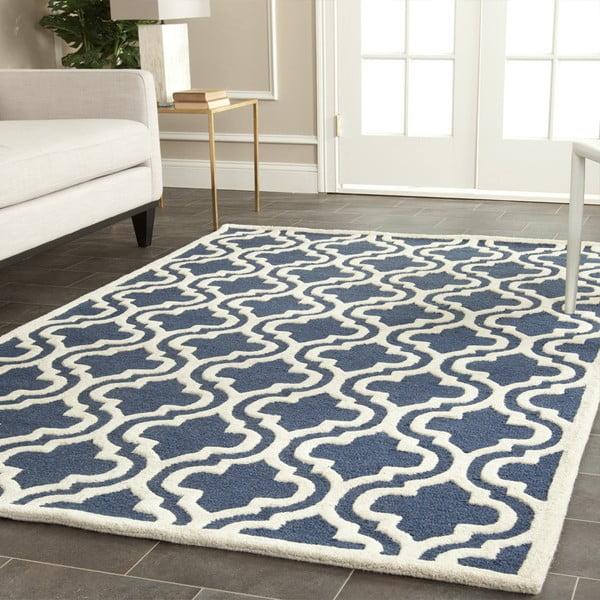 Vlněný koberec Lola, 182x274 cm