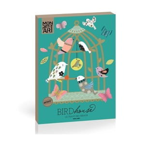 Papírová girlanda Mon Petit Art Bird House
