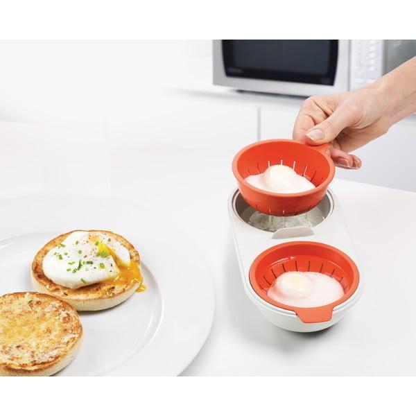 Vas pentru gătit ouă la cuptorul cu microunde Joseph Joseph M-Cuisine