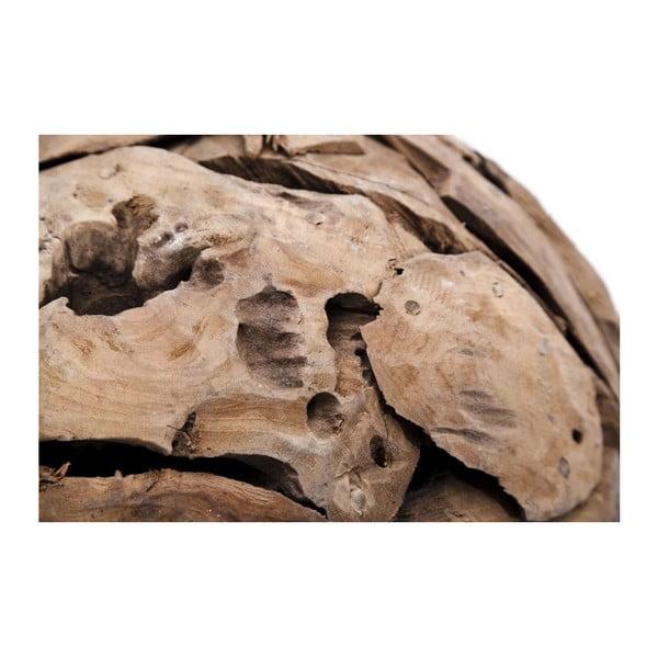Dřevěný dekorativní objekt Twenty-Three, 50 cm