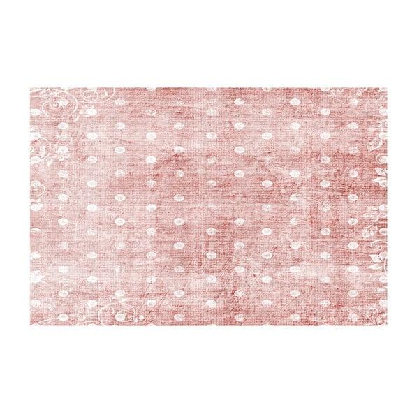 Koberec z vinylu Topos Rosa, 133x200 cm