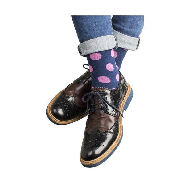 Sada 4 párů unisex ponožek Funky Steps Hadria, velikost39/45