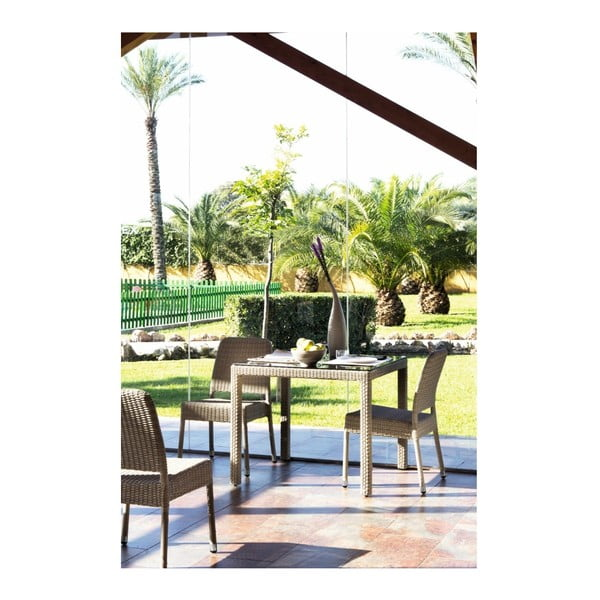 Zahradní jídelní stůl Geese Nataly, 75x75cm