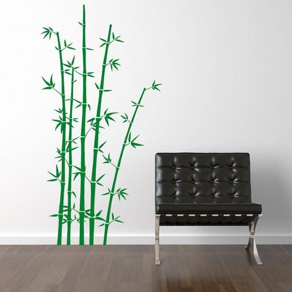 Samolepka Green Bamboo