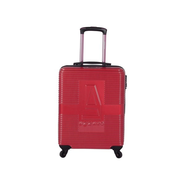 Kufr Azzaro Cabin Red, 43 l