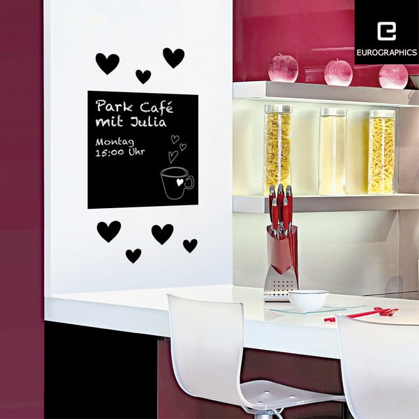 Samolepící tabule na psaní Eurographics Sweet Cup