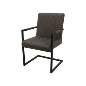 Zelená židle HSM collectio Vegas