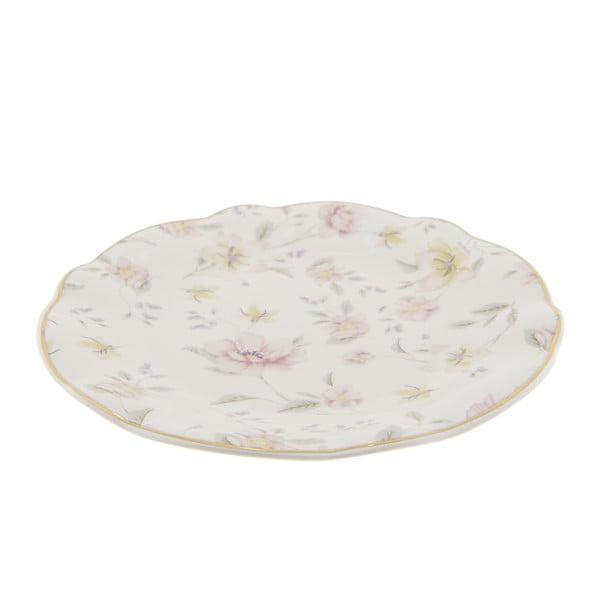 Porcelánový talíř Clayre&Eef Anastasia, ⌀ 19 cm