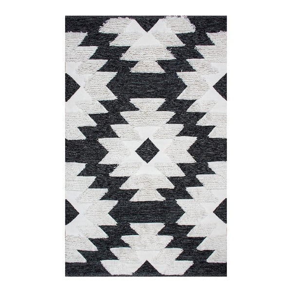 Covor din bumbac Eco Rugs Indian, 120x180cm