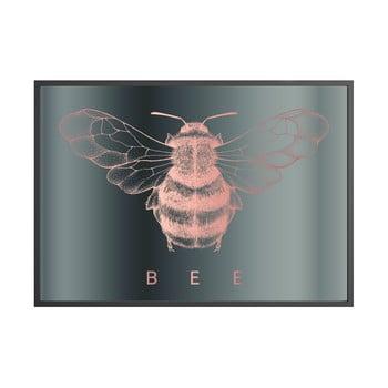Poster cu ramă pentru perete BUMBLEBEE, 50 x 70 cm