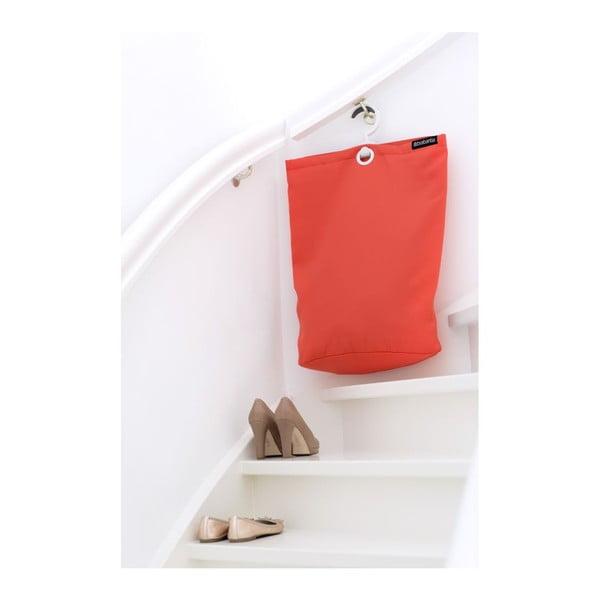 Závěsná taška na prádlo Space Red, 35 l