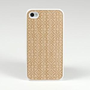 Dřevěný kryt na iPhone 5, Clementine design javor