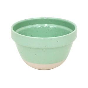 Zelená miska z kameniny Casafina Fattoria,⌀17cm