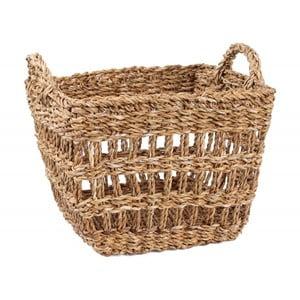 Úložný košík z mořské trávy Slowdeco Sea, vel. S