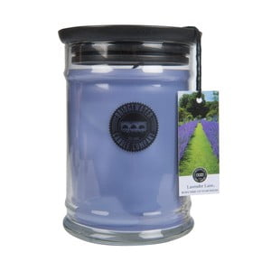Vonná svíčka ve skleněné dóze s vůní levandule Creative Tops Lavender, doba hoření 140-160 hodin
