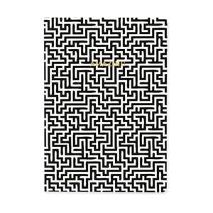 Zápisník GO Stationery Maze, A5