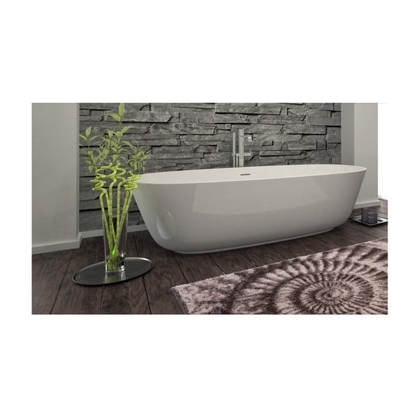 Koupelnová předložka Ammona Bath, 70x120 cm