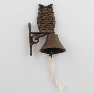 Nástěnný litinový zvonek Dakls Bubo