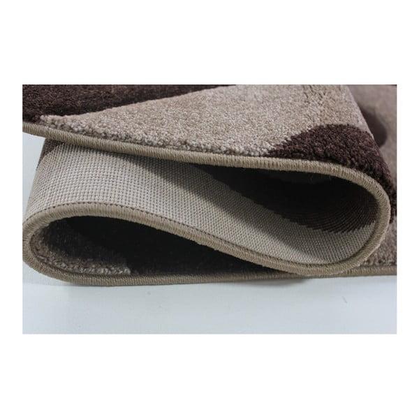 Béžovohnědý koberec Flair Rugs Elude Beige Brown, 160x230cm